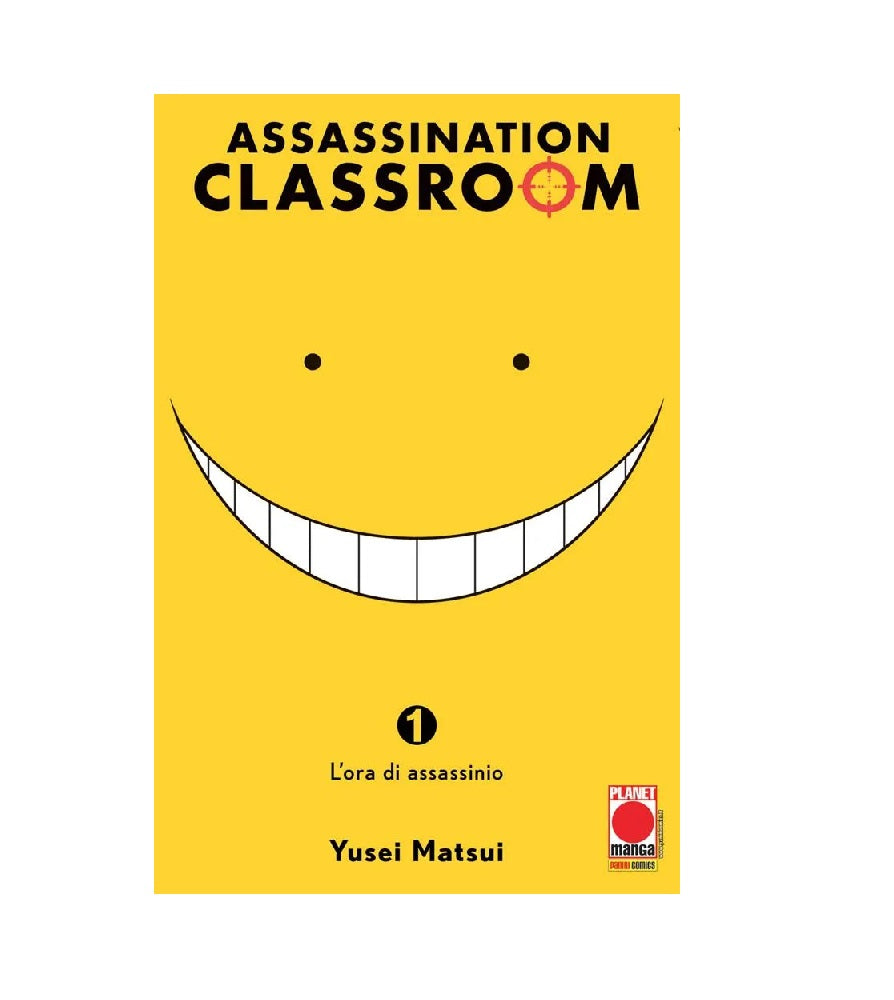 Assassination Classroom  Panini Comics Planet Manga