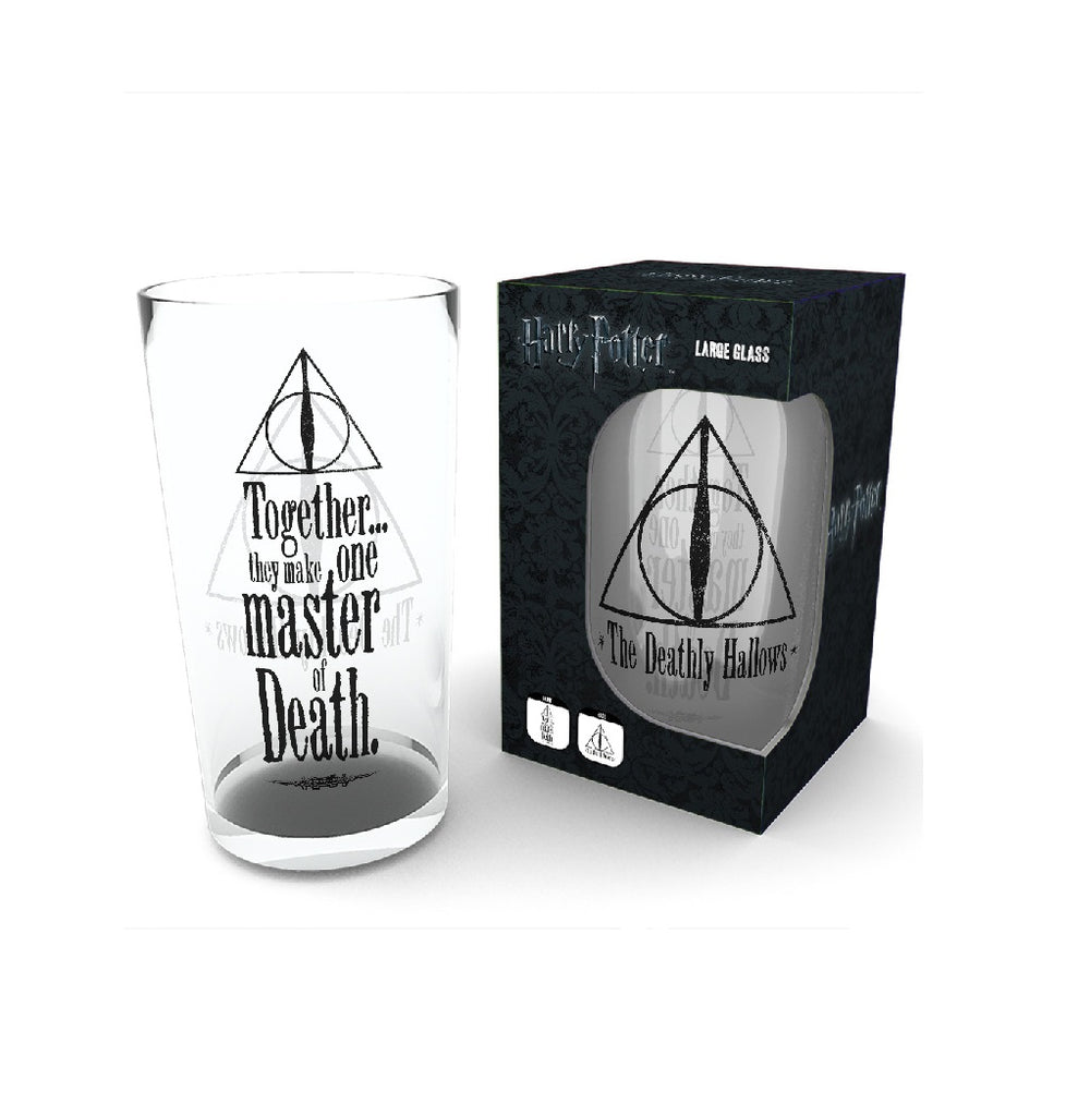 Harry Potter Deathly Hallows Bicchiere Doni Della morte
