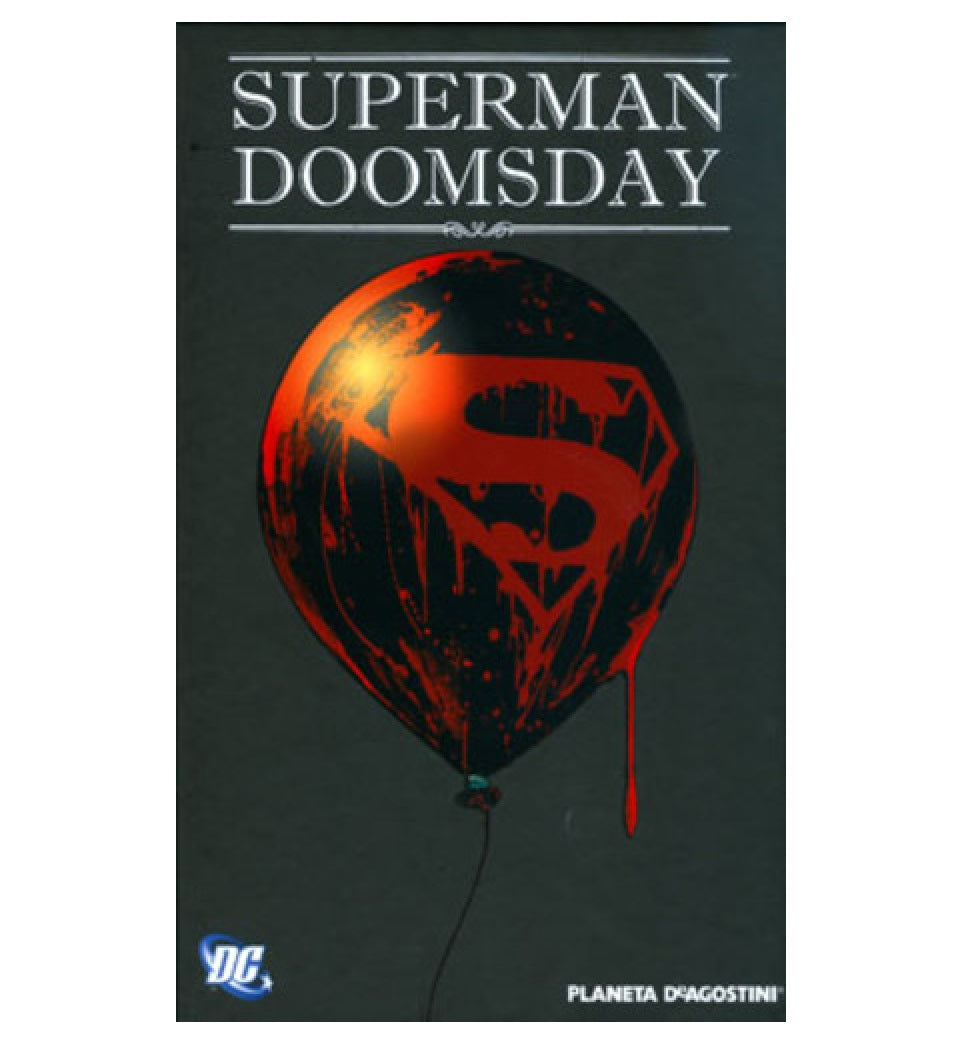Superman Doomsday - Planeta De Agostini