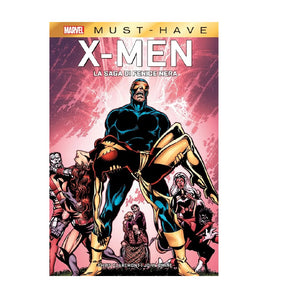 Marvel Must Have X-Men La Saga Di Fenice Nera Panini Comics