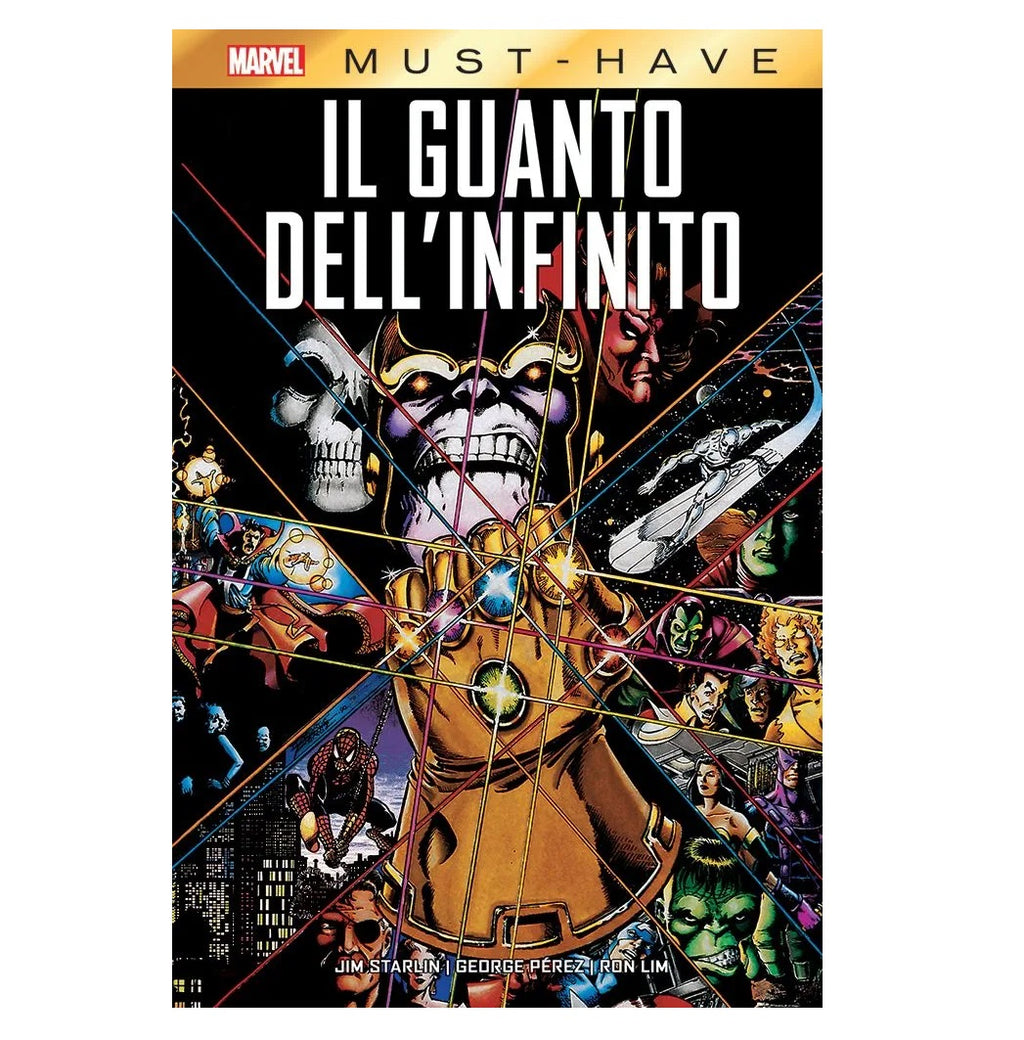 Marvel Must Have Il Guanto Dell'Infinito Panini Comics