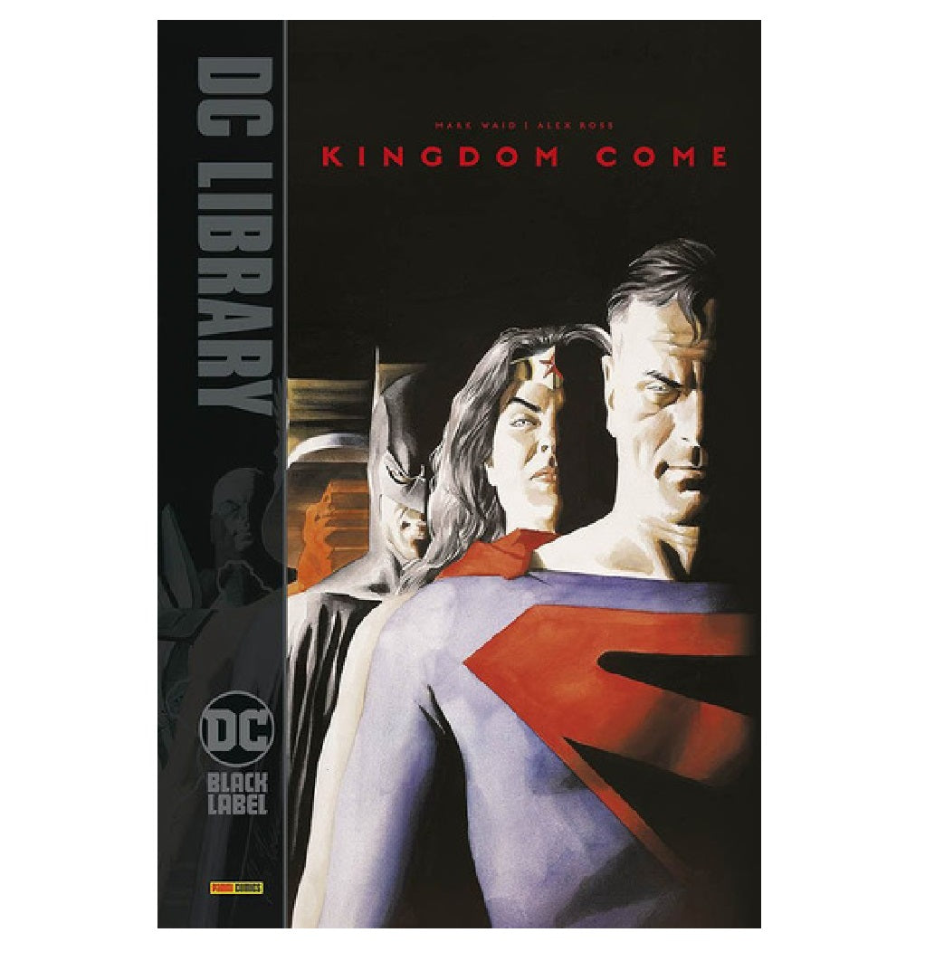 Kingdom Come - DC Panini Comics