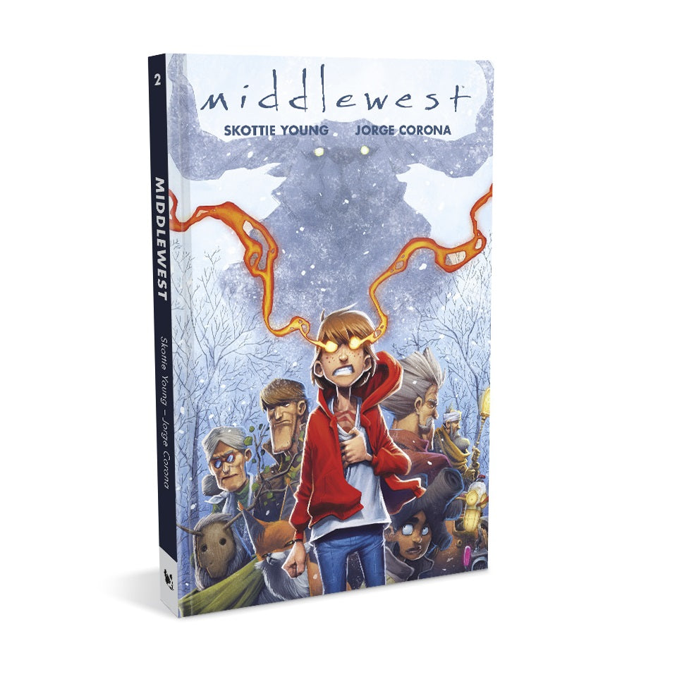 Middlewest Volume 2 Skottie Young Bao Publishing