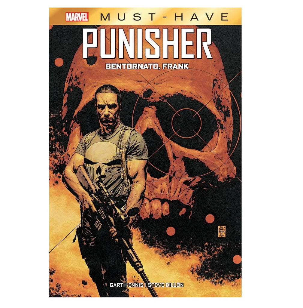 Marvel Must Have Punisher Bentornato Frank Panini Comics