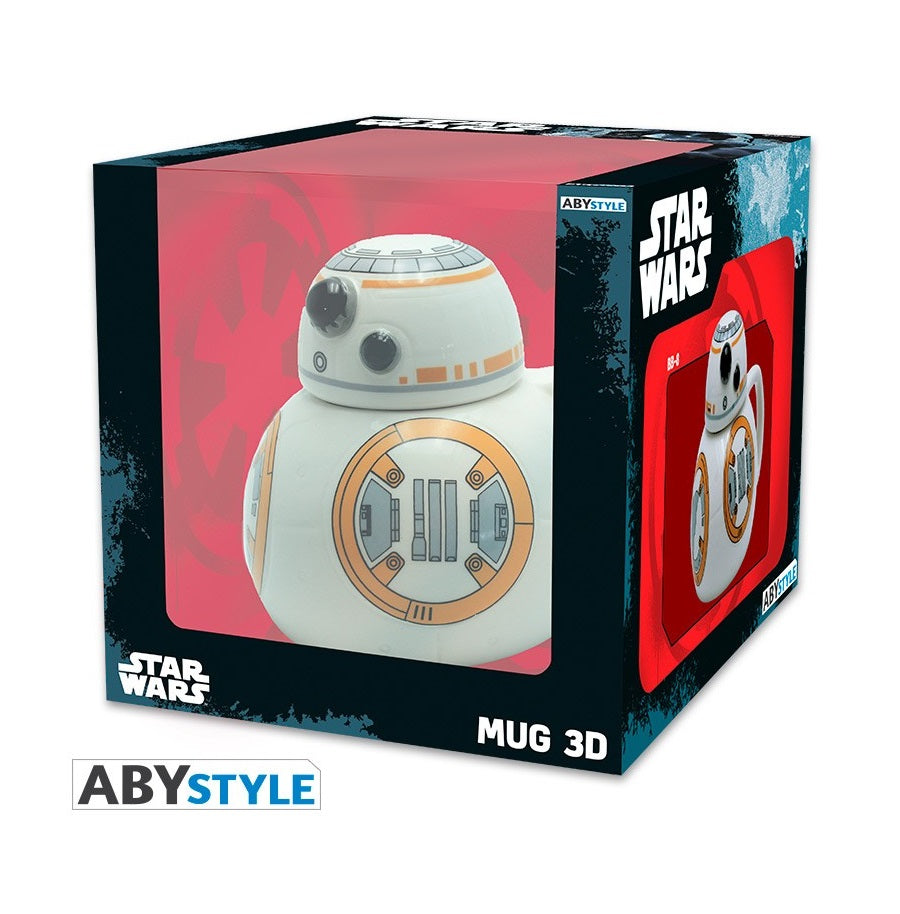 Star Wars Tazza 3D BB8