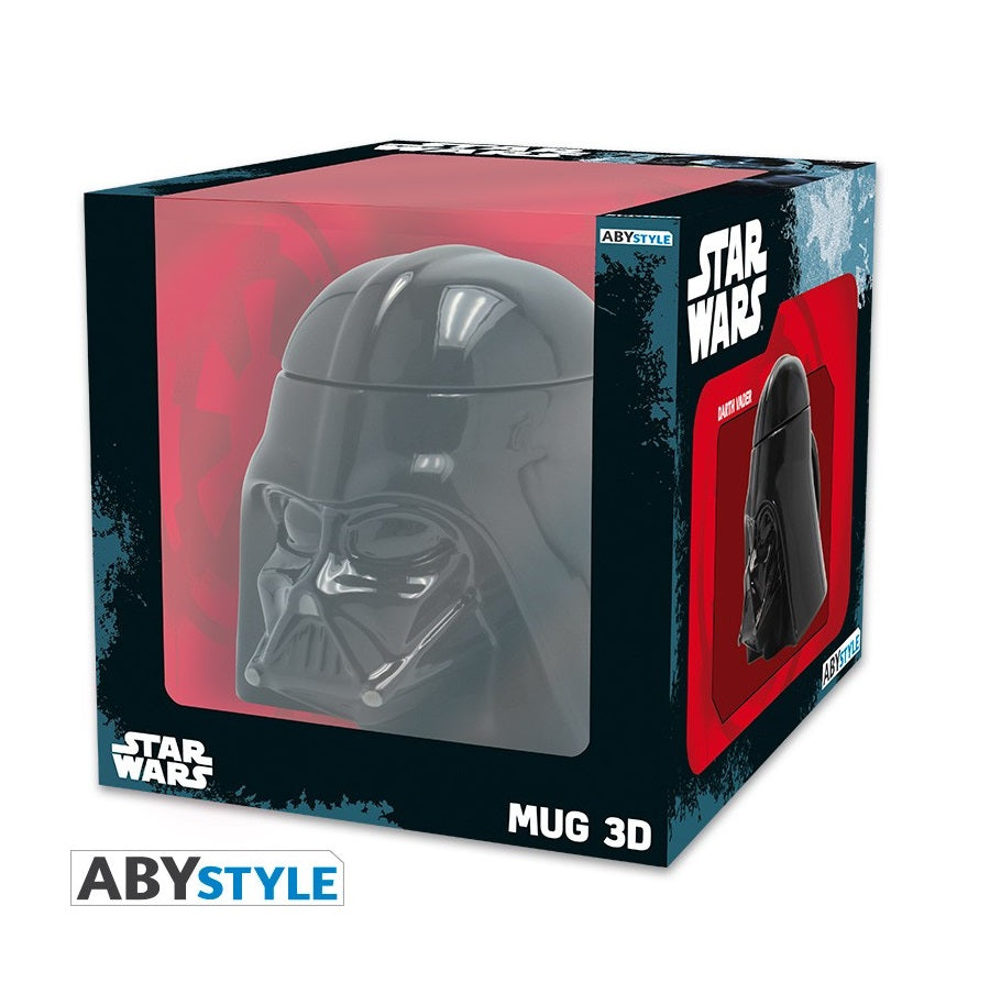 Star Wars Tazza 3D Darth Vader
