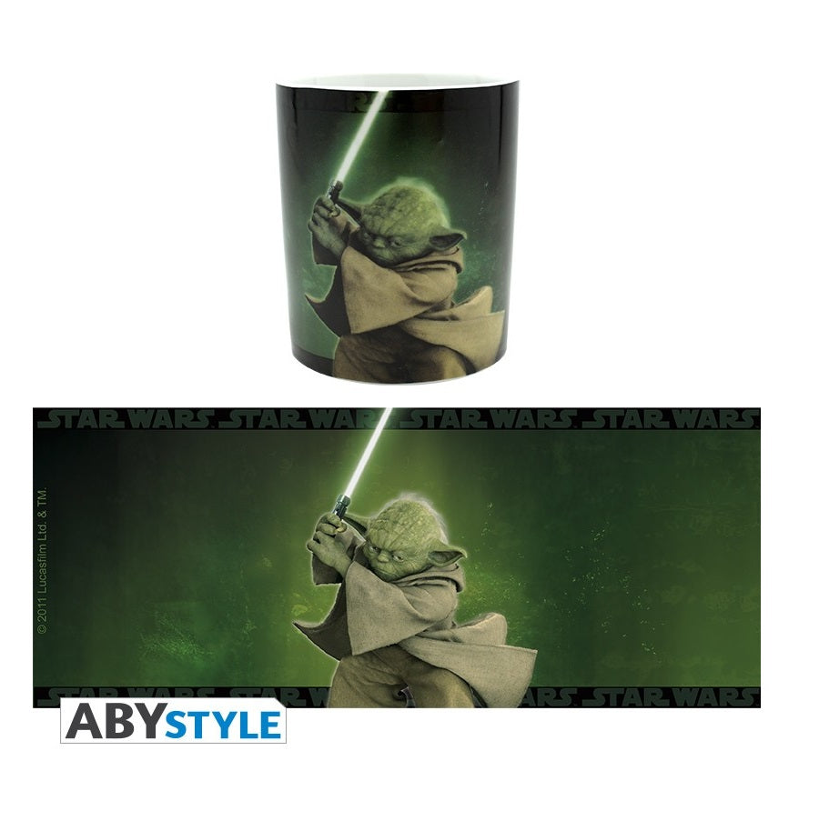 Star Wars Tazza XXL Yoda