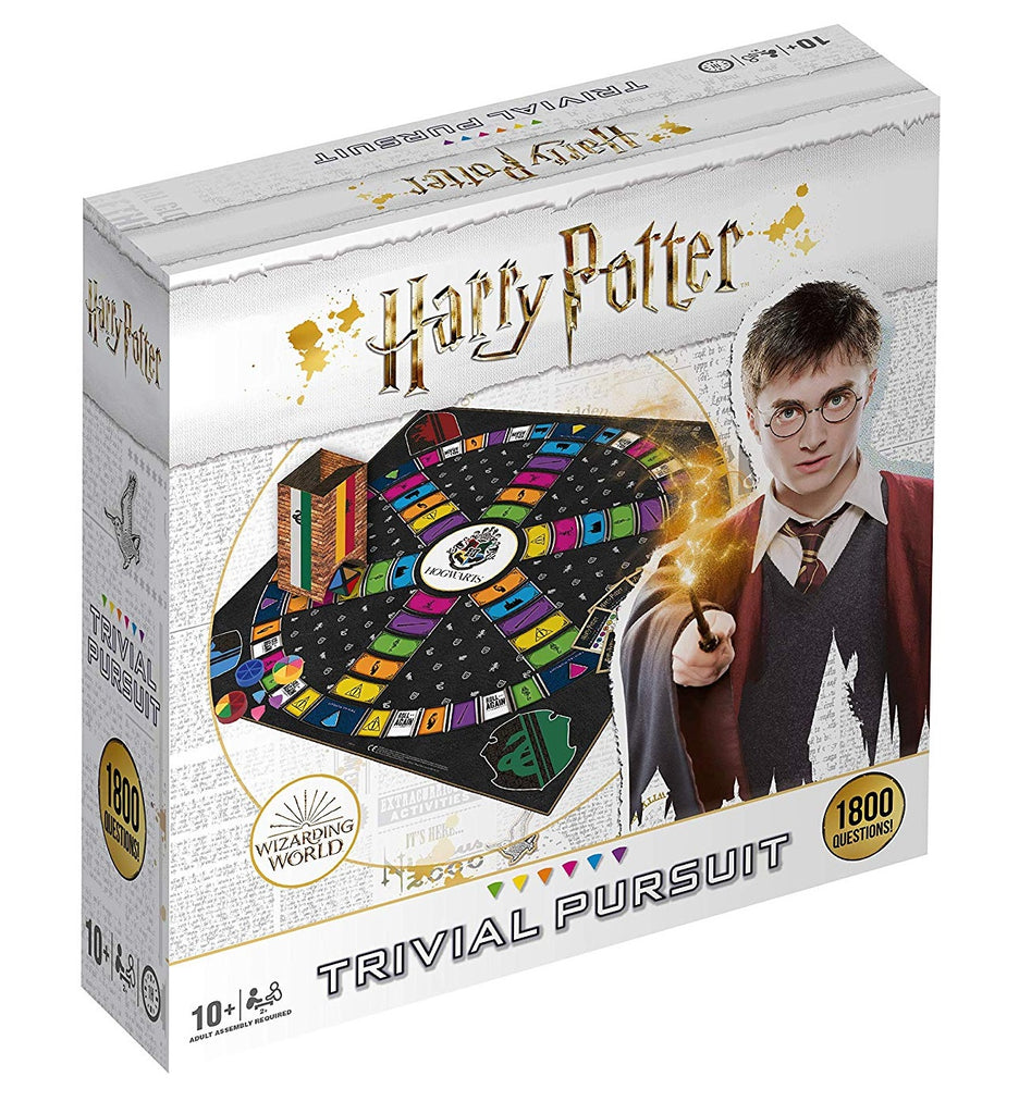 Harry Potter - Trivial Pursuit Full Size