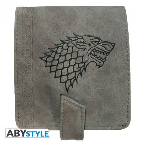 "GAME OF THRONES - Premium Wallet ""Stark"" Portafogli"