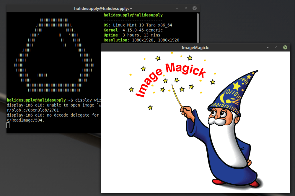 Tools of the Trade: ImageMagick