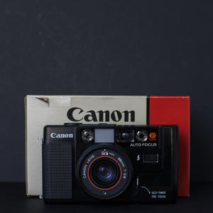 Canon AF35M with original box