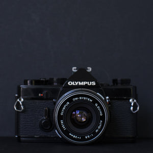 Olympus om1 with G.Zuiko 28mm 3.5
