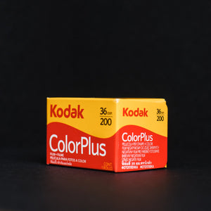 Kodak ColorPlus 200 36exp.