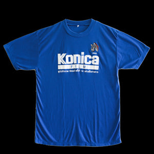 Brand new Konica T-shirt from 1996