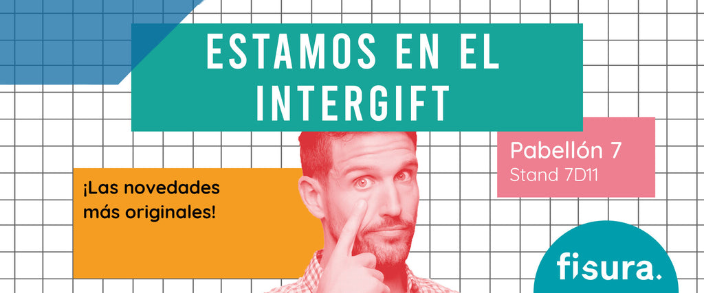 Fisura - Intergift Febrero 2020