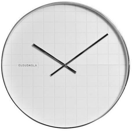 Reloj Bliss Chrome 50 CM