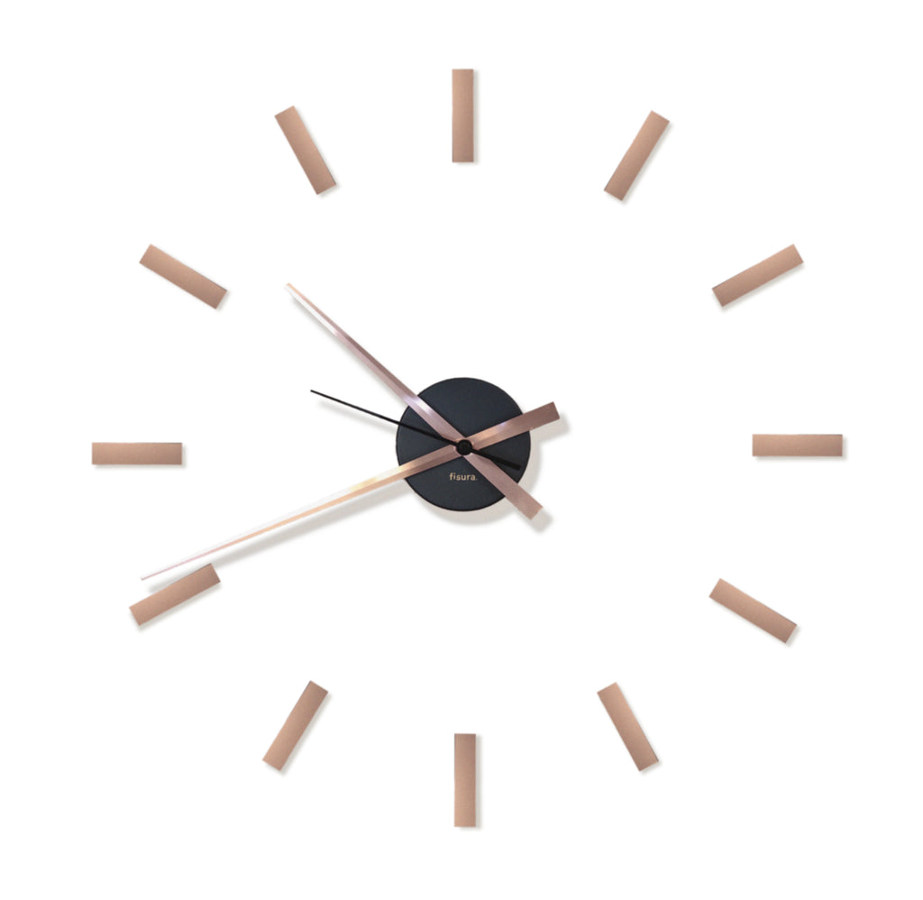 Reloj DIY Copper