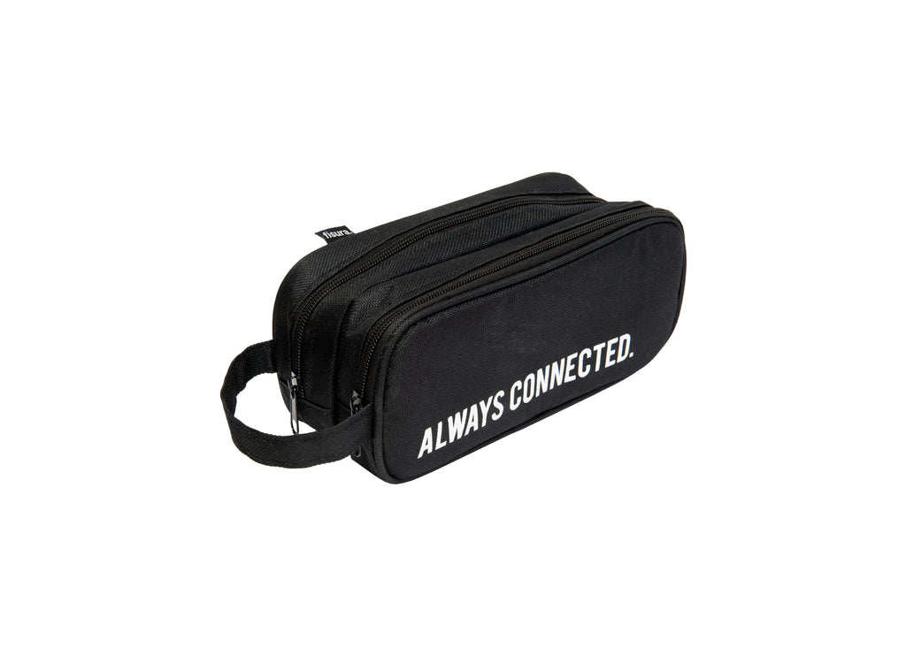"Estuche organizador ""Always connected"""