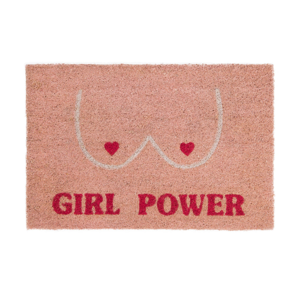 Felpudo 'Girl Power'