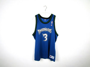 Champion NBA Minnesota Timberwolves Stephon Marbury Jersey