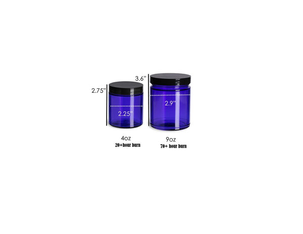 Blue Jar Measurements