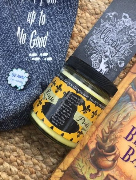 House Candles - Hufflepuff