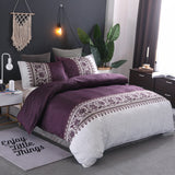 Bedding Simple plain bedding - Trend BoxSimple plain bedding Bedding Bedding Simple plain bedding