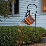 MODERN DECOR Magic Watering Can Fairy Lights Garden Decoration - Trend BoxMagic Watering Can Fairy Lights Garden Decoration MODERN DECOR MODERN DECOR Magic Watering Can Fairy Lights Garden Decoration