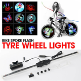 BICYCLE SPOKE LED LIGHTS - Trend BoxBICYCLE SPOKE LED LIGHTS BICYCLE SPOKE LED LIGHTS