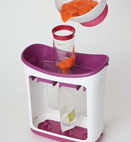 Squeeze Station Baby Food Maker - Trend BoxSqueeze Station Baby Food Maker Squeeze Station Baby Food Maker