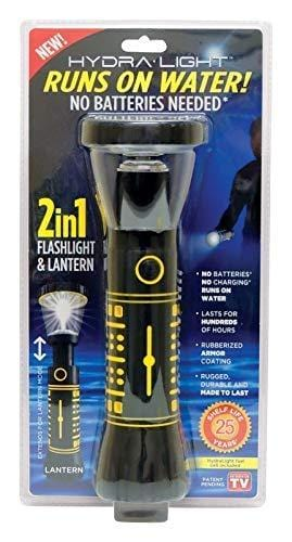 Hydralight 2-in-1 Flashlight and Lantern - Trend BoxHydralight 2-in-1 Flashlight and Lantern Hydralight 2-in-1 Flashlight and Lantern