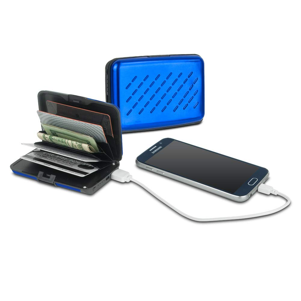 Pocket Jump Wallet and Power Bank - Trend BoxPocket Jump Wallet and Power Bank Pocket Jump Wallet and Power Bank