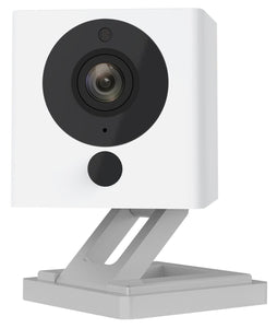 1080p Smart Home Camera With Night Vision, 2-Way Audio Works With Alexa / Google Assistant