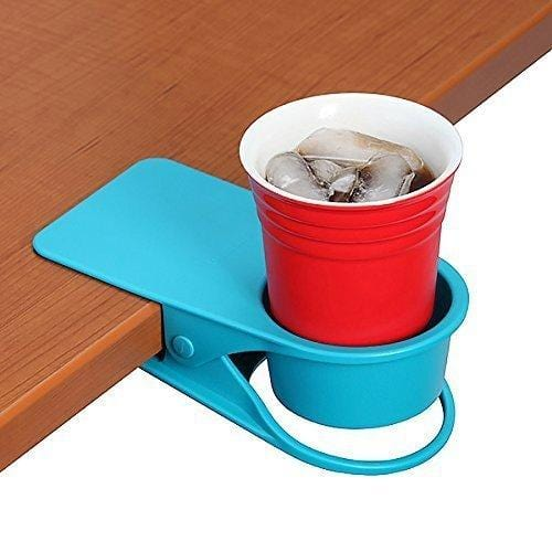Cup Clip Drink Holder - Blue - Trend BoxCup Clip Drink Holder - Blue Cup Clip Drink Holder - Blue
