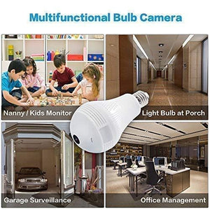 WiFi Home Security Camera Light Bulb, Wireless - Trend BoxWiFi Home Security Camera Light Bulb, Wireless WiFi Home Security Camera Light Bulb, Wireless