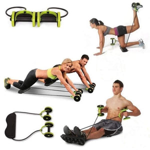 Multifunction Abdominal Trainer Wheel Arm Waist Leg Exercise - Trend BoxMultifunction Abdominal Trainer Wheel Arm Waist Leg Exercise Multifunction Abdominal Trainer Wheel Arm Waist Leg Exercise
