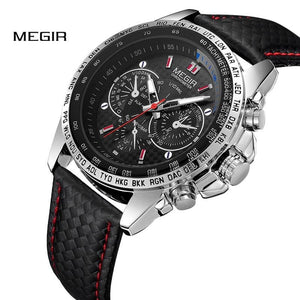 MEGIR Men's Watches Top Brand Luxury Quartz Watch Men Fashion Casual Luminous Waterproof Clock Relogio Masculino 1010 - Cheapo's DepotMEGIR Men's Watches Top Brand Luxury Quartz Watch Men Fashion Casual Luminous Waterproof Clock Relogio Masculino 1010 MEGIR Men's Watches Top Brand Luxury Quartz Watch Men Fashion Casual Luminous Waterproof Clock Relogio Masculino 1010