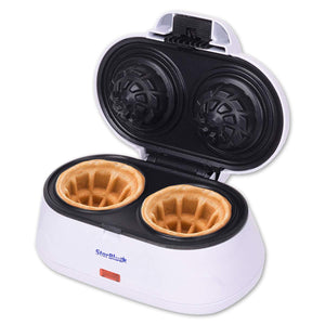 Double Waffle Bowl Maker - Trend BoxDouble Waffle Bowl Maker Double Waffle Bowl Maker