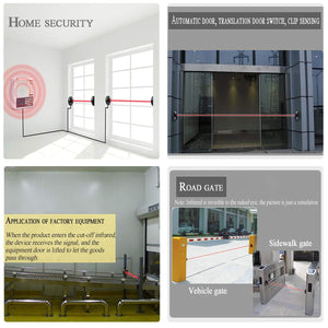 Single Infrared Beam Sensor Security - Trend BoxSingle Infrared Beam Sensor Security Single Infrared Beam Sensor Security