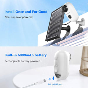 Solar Powered IP Camera Outdoor Video Surveillance System - Trend BoxSolar Powered IP Camera Outdoor Video Surveillance System Solar Powered IP Camera Outdoor Video Surveillance System