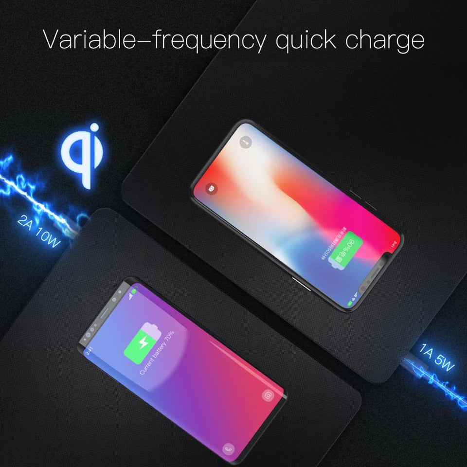 Wireless Mouse Pad Charger Waterproof - Trend BoxWireless Mouse Pad Charger Waterproof Wireless Mouse Pad Charger Waterproof