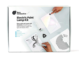 Electric Paint Lamp Kit - Trend BoxElectric Paint Lamp Kit Electric Paint Lamp Kit