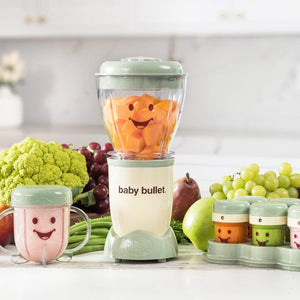 Magic Bullet Baby Bullet Baby Care System - Trend BoxMagic Bullet Baby Bullet Baby Care System Magic Bullet Baby Bullet Baby Care System