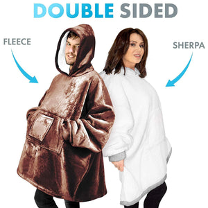 Hoodie Blanket For Men, Women And Kids - Trend BoxHoodie Blanket For Men, Women And Kids Hoodie Blanket For Men, Women And Kids