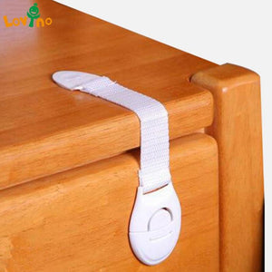 10Pcs/Lot Child Lock Protection Doors For Children - Trend Box10Pcs/Lot Child Lock Protection Doors For Children 10Pcs/Lot Child Lock Protection Doors For Children