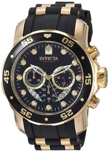 Invicta Men's 6981 Pro Diver Analog Swiss Chronograph Black Polyurethane Watch - Trend BoxInvicta Men's 6981 Pro Diver Analog Swiss Chronograph Black Polyurethane Watch Invicta Men's 6981 Pro Diver Analog Swiss Chronograph Black Polyurethane Watch