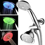 PowerSpa 7-Color 24-Setting LED Shower Head - Trend BoxPowerSpa 7-Color 24-Setting LED Shower Head PowerSpa 7-Color 24-Setting LED Shower Head