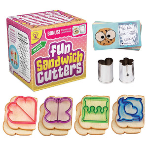 Sandwich Cutters For kid - Trend BoxSandwich Cutters For kid Sandwich Cutters For kid