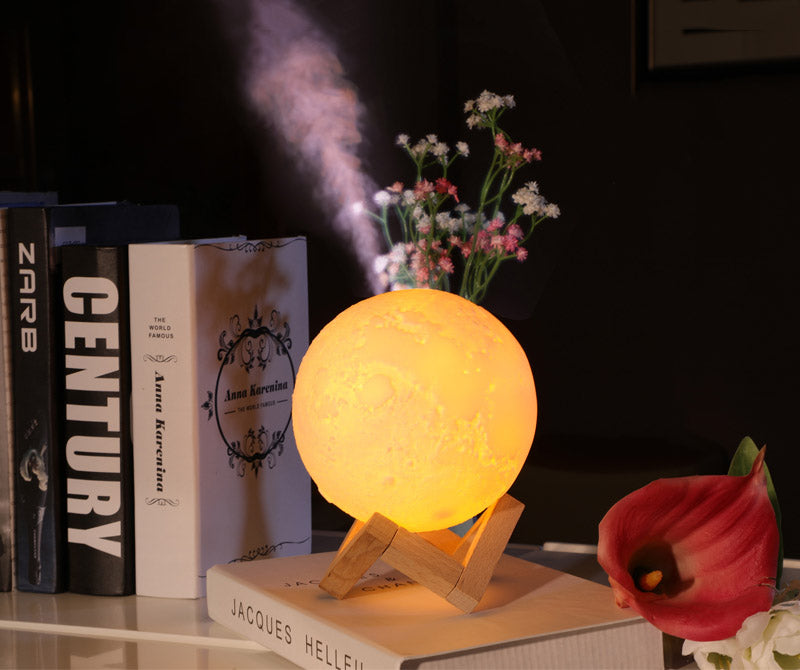 MODERN DECOR Moon Light Air Humidifier - Trend BoxMoon Light Air Humidifier MODERN DECOR MODERN DECOR Moon Light Air Humidifier