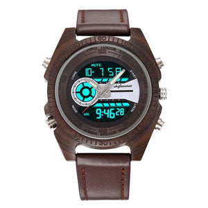 Vintage Digital Men Watch High Quality LED Display - Trend BoxVintage Digital Men Watch High Quality LED Display Vintage Digital Men Watch High Quality LED Display